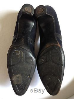CHAUSSURES ANCIENNES 1930 Russel and Bromley