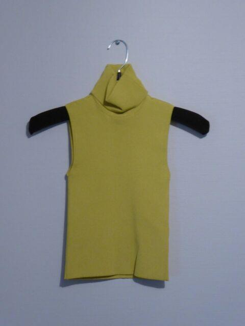 Victoria Beckham From The Spice Girls Worn Green Top + Thank You Card